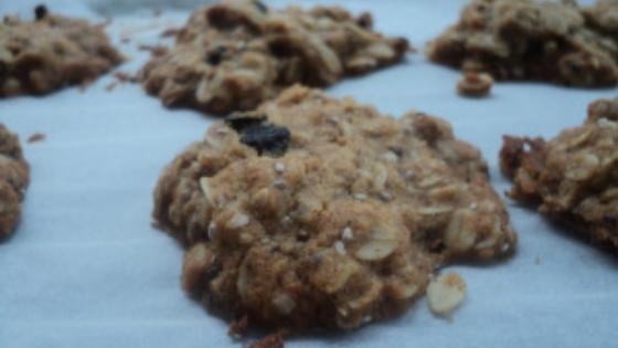 Cook with your kids: Gluten Free Muesli Cookies