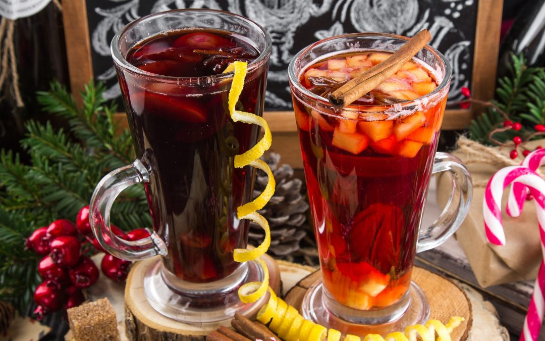 Five Festive drinks that are not alcoholic!