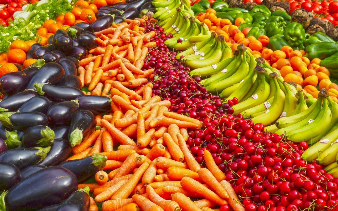 The Edible Alphabet's A-Z of food descriptive words.